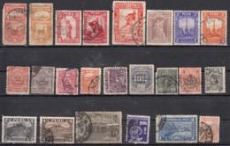 Peru Lot De 23 Timbres - Peru