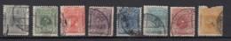 Peru Sèrie 1909  8 Valeurs - Peru