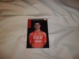 Stanislaw Aniolkowski - CCC Development Team - 2019 (photo Kodak) - Cyclisme