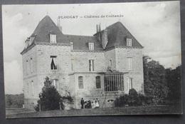 CPA 22 PLOUGAT (PLOUAGAT) - Château De Coëtando - Edit Hamon -Réf. J 173 - France
