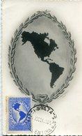 UNION PANAMERICANA 1890 - 1940. ARGENTINA. FOTO PHOTO AÑO 1940 SIZE 8X13.5 CM- LILHU - Otros