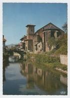 64 SAINT JEAN PIED DE PORT - 1676 - Edts Lumicap - L'Eglise & La Nive (2) - Saint Jean Pied De Port