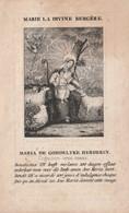 GEBOREN TE ELVERSELE 1763 JACOBUS PAUWELS. - Religion &  Esoterik