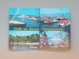 Bernau Am Chiemsee ( Gelaufen .1998); H26 - Chiemgauer Alpen