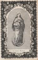 GEBOREN TE ELVERSELE 1825 CECILIA ROMBAUT. - Religion &  Esoterik