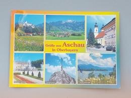 Aschau Im Chiemgau ( Gelaufen .1998?); H26 - Chiemgauer Alpen