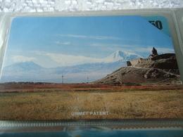 ARMENIA USED CARDS OPTICAL - Armenien