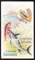 CHROMO Chocolat SUCHARD     Animaux  Poissons Exotiques  Maquereau Serie 131 - Suchard