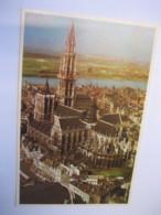 ANVERS : O.L.Vrouwkatedraal - Belgique