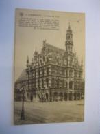 AUDENARDE : L'hôtel De Ville - Belgique