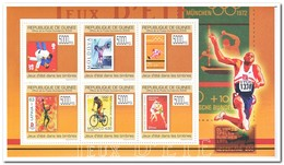 Guinee 2009, Postfris MNH, Olympic Summer Games, Stamp On Stamp - Guinee (1958-...)
