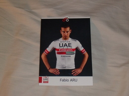 Fabio Aru - UAE Team Emirates - 2019 - Cycling