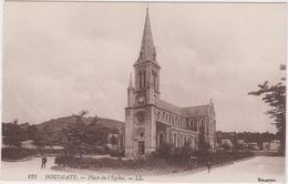 14 - HOULGATE - Place De L'Eglise - Houlgate