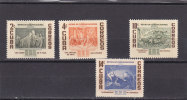 Cuba Nº 450 Al 453 - Cuba