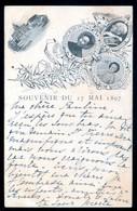 ROMA - 1897  - RICORDO SOUVENIR DELLA CANONIZZAZIONE DEI SANTI ZACCARIA E FOURIER - Santi