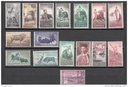 España Nº 1254 Al 1269 - 1931-Hoy: 2ª República - ... Juan Carlos I