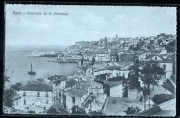 GAETA  - LATINA - 1916 - PANORAMA DA SAN FRANCESCO - Latina