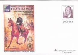 España Sobre Entero Postal Nº 83 - Stamped Stationery
