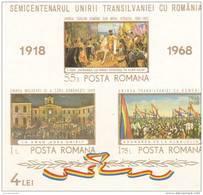 RUMANÍA HB 69 - Hojas Bloque