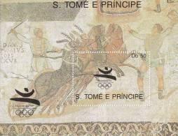 Santo Tomé Y Príncipe HB 73 A - Sao Tomé Y Príncipe
