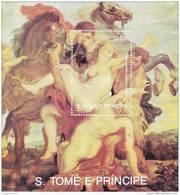 Santo Tomé Y Príncipe HB 90 Y 91 - Sao Tomé Y Príncipe