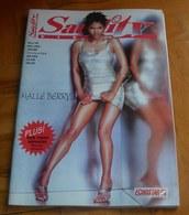 Halle Berry - SATELIT TV Serbian May 2002 VERY RARE - Books, Magazines, Comics