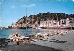 CPA-1960-06-NICE-PORT-Les COURRIERS De La CORSE/Le SAN PIERO CORSO ? A Droite Le CYRNOS-Edit Iris -BE - Ferries
