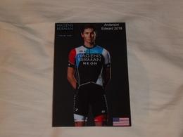 Edward Anderson - Hagens Berman Axeon - 2019 (photo Kodak) - Cycling