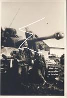 13 Pz VI Tiger Mit Besatzung Repro - 1939-45