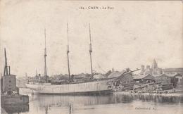 14 - CAEN - Le Port - Caen