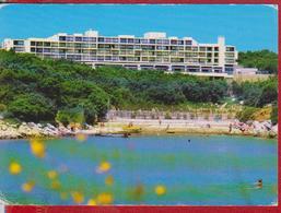 RAB HOTEL ,,EVA'' CROATIA POSTCARD USED - Croatia
