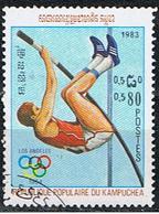(KAM 4) KAMPUCHÉA // YVERT 364 // OLYMPIADE LOS ANGELES'84 // 1983 - Kampuchea