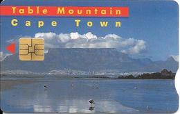 CARTE-PUCE-AFRIQUE SUD-SO3-R20-2000-CAPE TOWN/Table Mountain - Afrique Du Sud