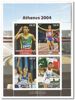 Congo 2004, Postfris MNH, Athletisme - Ongebruikt
