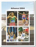 Congo 2004, Postfris MNH, Athletisme - Democratische Republiek Congo (1997 - ...)