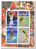 Congo 2004, Postfris MNH, Sport - Repubblica Democratica Del Congo (1997 - ...)