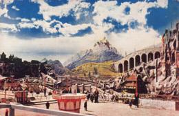 R191146 Officieele Postkaart Wereldtentoonstelling. Antwerpen. 1930. Luna Park. Geo. M. Potie. A. P. Walther. K. No. 10 - Cartoline