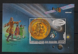 Guinée - 1986 - Bloc Feuillet BF N°Yv. 64 - Halley's Comet - Neuf Luxe ** / MNH / Postfrisch - Spazio