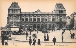 Bruxelles Schaerbeek Gare Du Nord Tramway Tram Cointreau ND 542 - Chemins De Fer, Gares