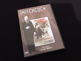 DVD   Alfred Hitchcock   Une Femme Disparaît - DVDs