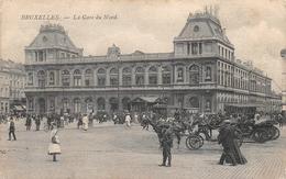 Bruxelles Schaerbeek Tramway Tram Gare Du Nord - Chemins De Fer, Gares