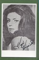 GAYLE HUNNICUTT  AUTOGRAPH / AUTOGRAMM   In Person Signed Glossy Photo 9x14 Cm  3,5x5,5  Inch - Autographes