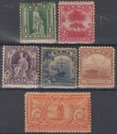 "1899-352 CUBA US OCCUPATION 1899. 1c-10c + SPECIAL DELIVERY ERROR ""IMMEDIATA"" CICLE UNUSED NO GUM. - Prephilately"