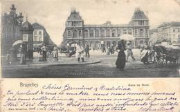 Bruxelles Schaerbeek Gare Du Nord - Chemins De Fer, Gares