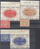 1960.274 CUBA. 1960. MNH. Ed.838-52. NAVIDADES, CHRISTMAS, FLORES, FLOWERS, TOBACCO - Prephilately