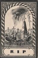 GESNEUVELDE 1917 OP VELD VAN EER TE OEREN WEST.VL GEBOREN TE RUPELMONDE 1890 HENDRIK VAN MEERVELDE - Religion & Esotérisme