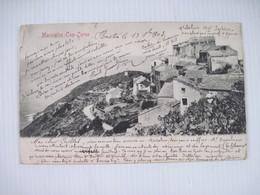 CPA  20 CORSE Marsiglia Cap-Corse 1903 Dos Simple  TBE - Autres Communes