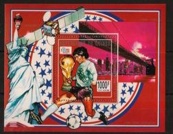 Guinée - 1993 - Bloc Feuillet BF N°Yv. 106 - Football World Cup 1994 - Neuf Luxe ** / MNH / Postfrisch - Guinée (1958-...)