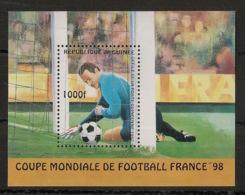 Guinée - 1997 - Bloc Feuillet BF N°Yv. 119 - Football World Cup 98 - Neuf Luxe ** / MNH / Postfrisch - Coupe Du Monde