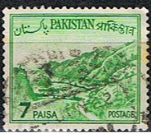 (PAK 3) PAKISTAN // YVERT 134 // 1961-62 - Pakistan